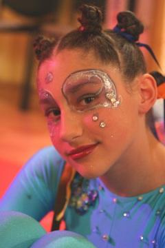 école, danse, bastia, viviani, cirque, cours, compagnie, atelier, trapèze, spectacle, maquillage