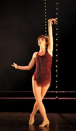 vanessa, tristani, danse, école, bastia, viviani, cours, classique, ballet, spectacle, cirque
